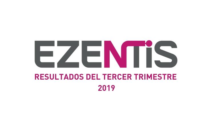 Ezentis impulsa el crecimiento de ingresos y logra tres millones de euros de beneficio hasta septiembre