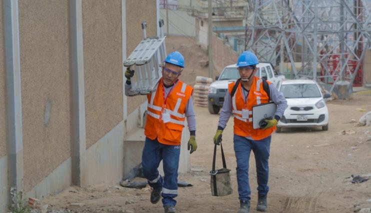 Ezentis renueva un contrato con Telefónica en Perú hasta el 2023