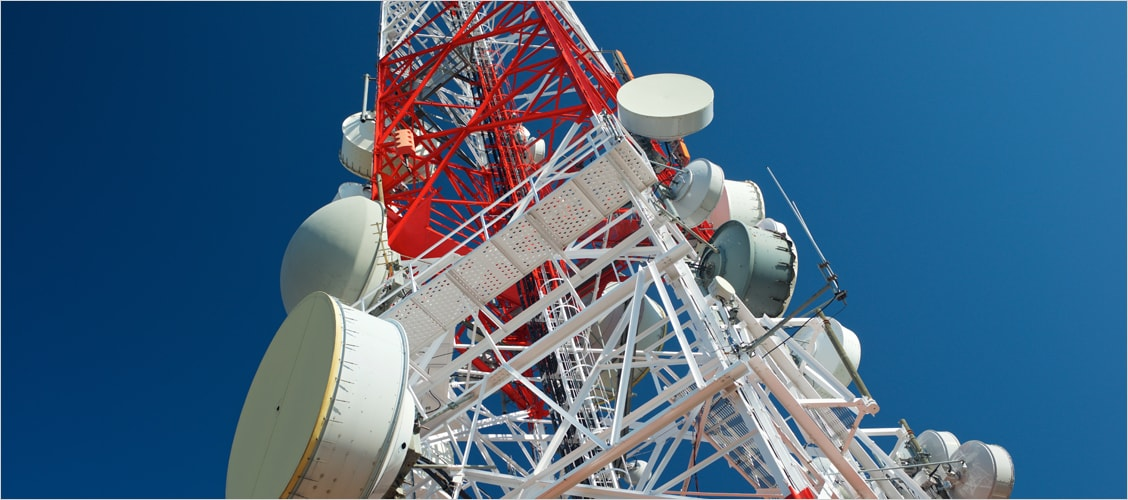 Maintenance services for antennas installed on towers, masts and posts 2019