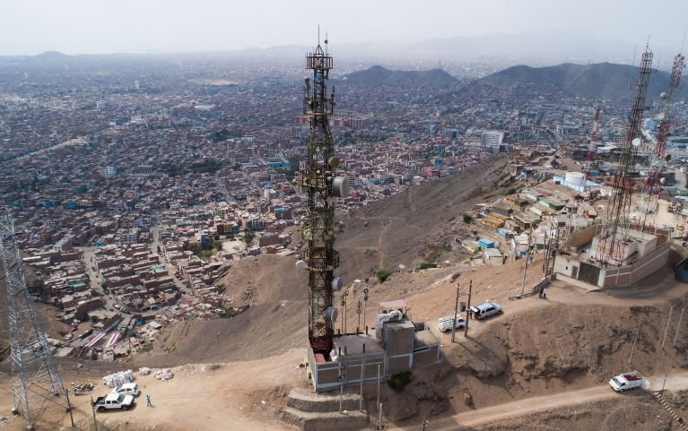Ezentis renueva el contrato con la eléctrica Enosa en Perú por dos años