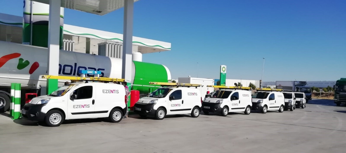 Erneuerung der Flotte in Spanien und Brasilien mit nachhaltigen Fahrzeugen