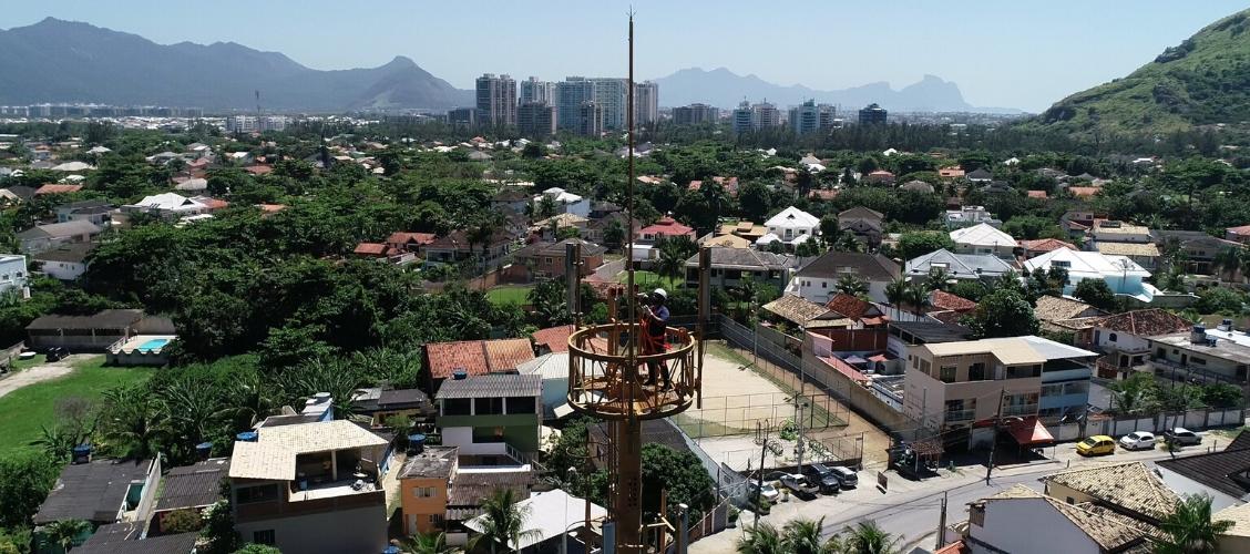 Erneuerung und Erweiterung eines Vertrages mit VIVO in Brasilien