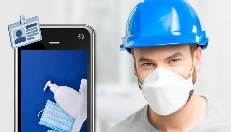 Ezentis lanza una aplicación que acredita que el trabajador cumple los protocolos contra la COVID-19