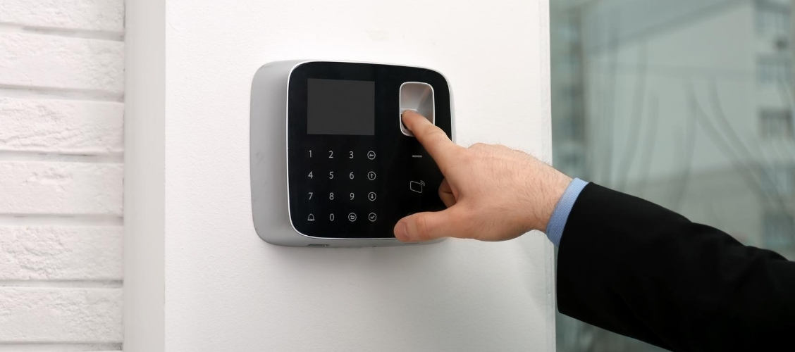 Expanding the alarm installation and maintenance business with the purchase of Pentagon
