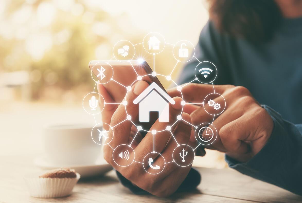 La seguridad en el hogar conectado y en la empresa